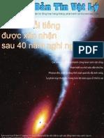Bản Tin Vật Lý - Tháng 7-2011 - Thuvienvatly.com