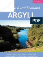 Guide to Rural Scotland - Argyll