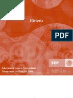 Nueva Ed. Prog. Historia