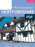 Guide to Rural England - Hertfordshire