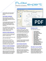 Pipe Flow Expert Brochure