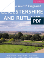 Guide to Rural England - Leicestershire & Rutland