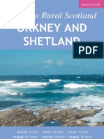 Guide to Rural Scotland - Orkney & Shetland