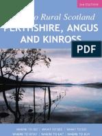 Guide to Rural Scotland - Perthshire, Angus & Kinross