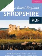 Guide to Rural England - Shropshire