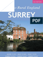 Guide to Rural England - Surrey