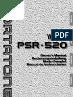 Yamaha - PSR520G