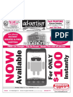Ad-Vertiser, July 13, 2011