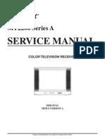 3577881 Memorex MT2206 TV Service Manual