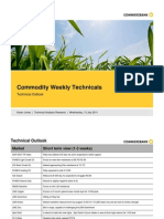 Commodity Weekly 13072011