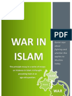 War in Islam