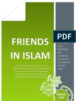 Friends in Islam