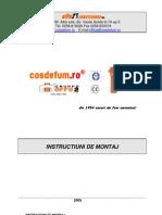 Manual de Instructiuni CosFum