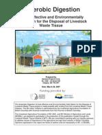 LWTI-11 Anaerobic Report