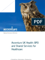Accenture UK Health BPO and Shared Services for Healthcare