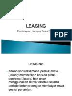 19. Leasing
