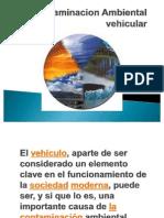 Contaminacion Ambiental Vehicular (Presentacion )