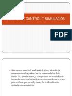 DISEÑO DE CONTROL Y SIMULACIÓN