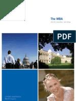 LBS MBA+Brochure 2011 Online