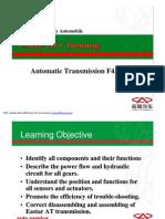 As-T-T026 4FA4 Automatic Transmission Chery Tigo