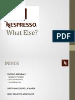 ProjectWork_Nespresso