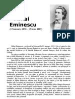 Mihai Eminescu (biografie)