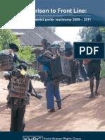 Dead Men Walking Convict Porters on the Front Lines in Eastern Burma-1