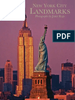 New York City Landmarks (Sample)