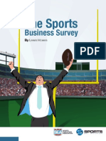 Sports Business Survey