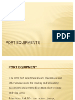 Port Equipments