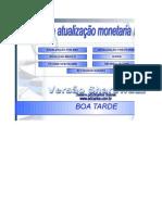 Cálculo Correção IGPM(Demonstração)