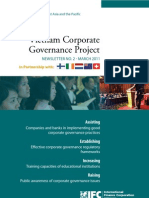Vietnam Corporate Governance Project