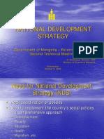 A SEGandDevelopment Priorities Eng Final