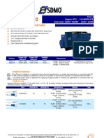2000kw Diesel Generator Datasheet x2000uc2 (English)