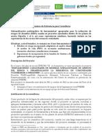 TORs Convocatoria sistematizacion de herramientas en RRD AAC y PMV - Dipecho VII Perú