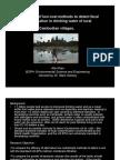 Comparison of Low Cost Methods to Determine Faecal Contamination