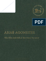 The Rise and Fall of the Omri Dynasty