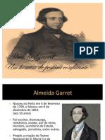 Almeida Garrett - Slides