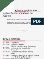 Ações Biológicas do Ozônio
