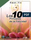 Los 10 Principios de La Felicidad