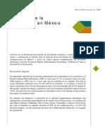 SITUACIÓN DE LA INFORMATICA EN MÉXICO