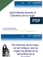 Salud Mental Durante El Climate Rio de La Mujer