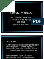 Asfixia Perinatal-2011 Angel Osorio
