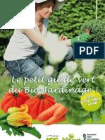 Guide Du Bio Jardinage