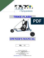 manuale trike flash
