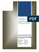 Project Proposal IB(D) Group 6