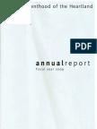 PPGI Annual Report 2009