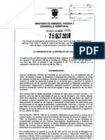 10- Dcr 3930 Deroga Dcr 1594-84 Vertimientos
