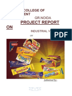 process costing of parle g