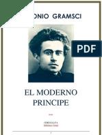 Antonio Gramsci - El Moderno Principe.